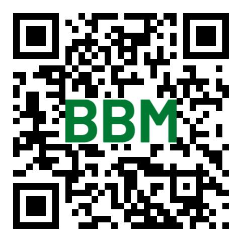 QR-Code - BBM ehrhardt GmbH